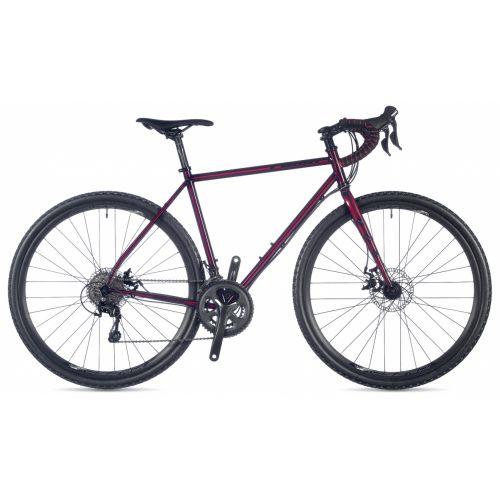 "Велосипед AUTHOR (2018) Ronin 28"", рама 52 cm, цвет-вишневый"