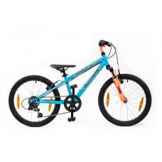 """Велосипед AUTHOR (2019) Energy sx 20"""", рама 10"""", цвет-синий // оранжевый"""