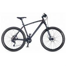"""Велосипед AUTHOR (2019) Impulse II 27.5"""", рама 15"""", цвет-черный (красный) // чёрный"""