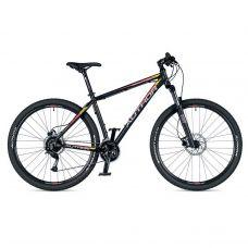"""Велосипед AUTHOR (2019) Solution 29"""", рама 21"""", цвет-черный (красный/желтый) // чёрный"""