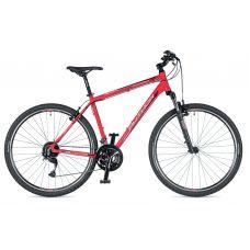 """Велосипед AUTHOR (2019) Classic 29"""", рама 20"""", цвет-красный (черный) // черный"""