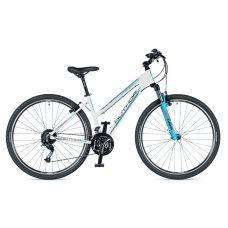 """Велосипед AUTHOR (2019) Integra 29"""", рама 17"""", цвет-белый (голубой) // голубой"""