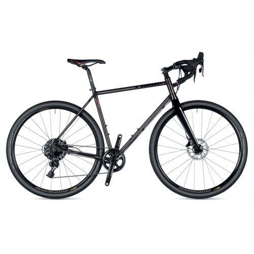Велосипед AUTHOR (2019) Ronin SL, рама 54 см, цвет-графитовый