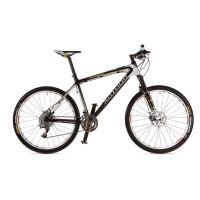 """Велосипед AUTHOR (2011) Magnum 26"""", Цвет-Карбон / Белый/ Серебристый, Рама 19"""""""